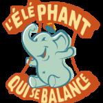 L'éléphant qui se balance